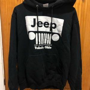 Black Jeep Hoodie